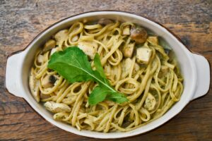 How-To-Finish-A-Marathon-Race-The-Endurance-Way-pasta-Carbohydrate-meal.