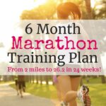 Prepare The Big Challenge To Running A Successful Marathon Race