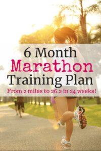 How-To-Run-For-A-Marathon-Preparation