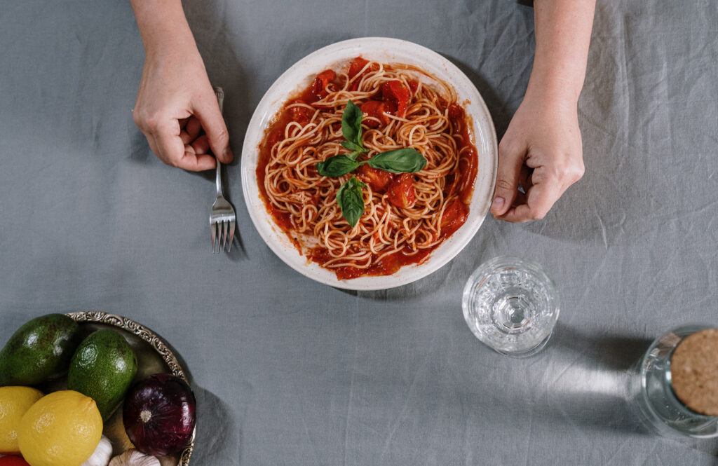 How-To-Benefit-From-Marathon-Nutrition-Fresh-To-The-Finish-Line-Spaghetti-Meal