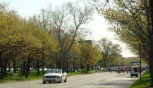 running a maraton