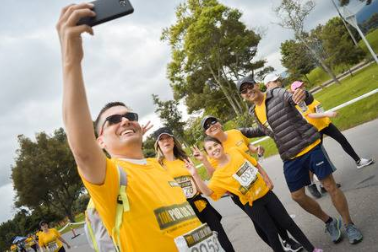 How-To-Set-Attractive-Marathon-Goals-With-Great-Success-Selfies-Of-Running-Team