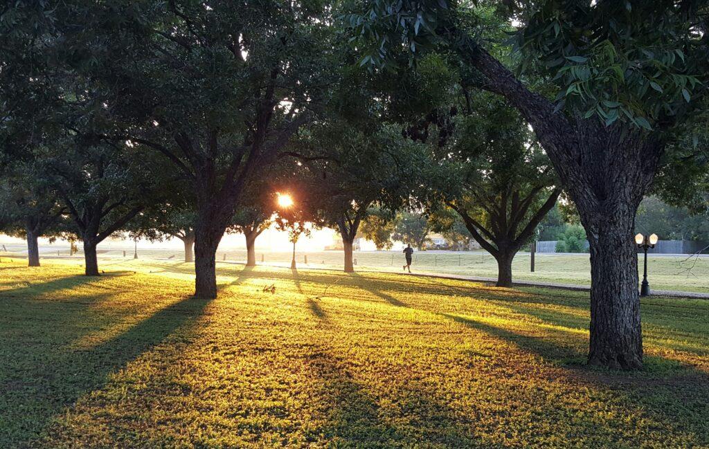 10-Instructive-Ways-For-Marathon-Training-Progress-man-running-in-a-beautiful-sunset