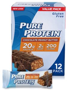 Best-Race-Day-Diet-To-Complete-The-Marathon-Pure-Protein-Bars