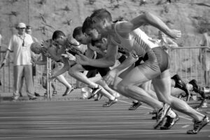 3-best-ways-to-make-marathon-training-a-success-Sprint-start