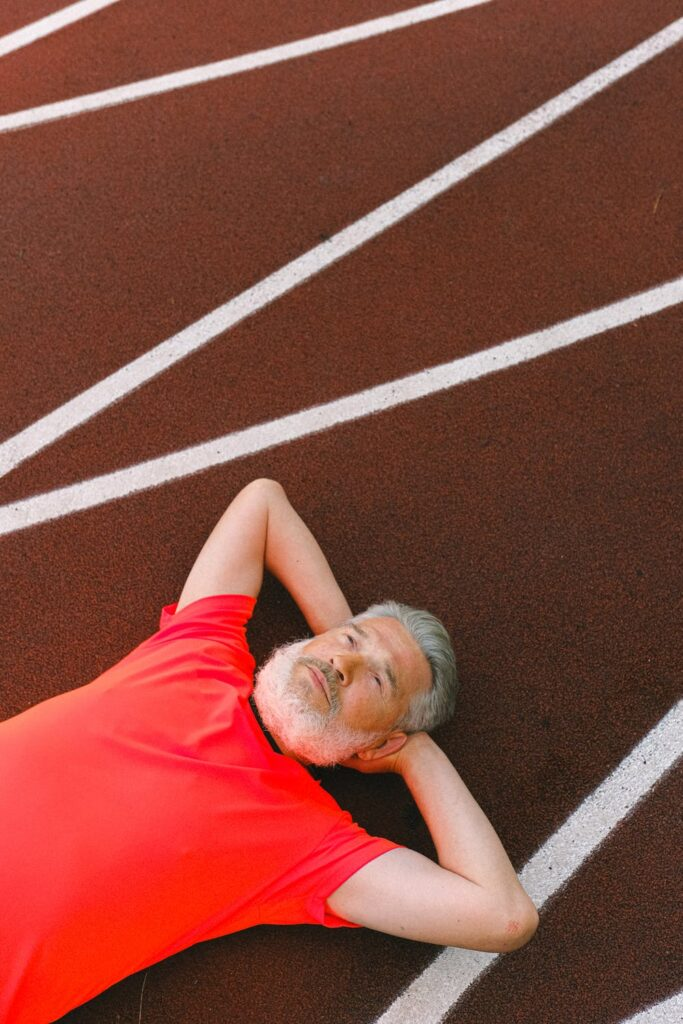 what-is-benefits-of-running-Running-man-relaxing
