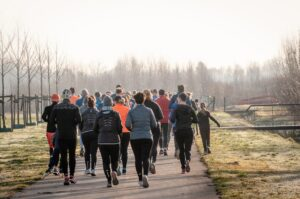 How-to-lose-weight-by-running-groups-of-runners
