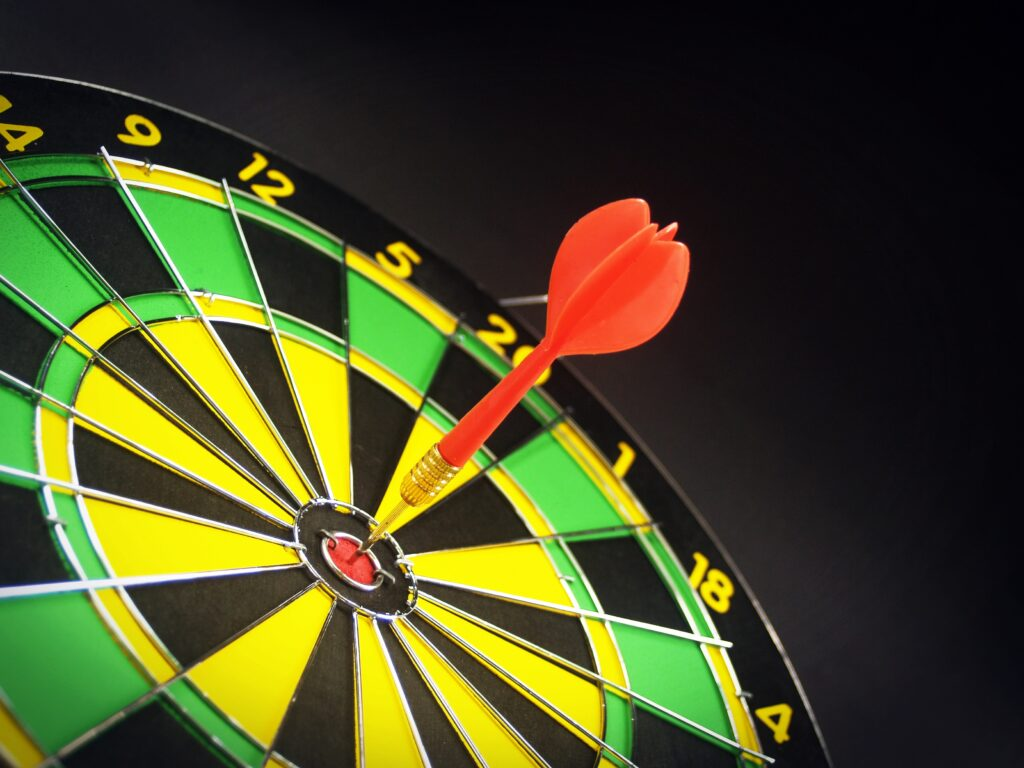 Training-To-Complete-a-Half-Marathon-With-Great-Motivation-Bulls-Eye
