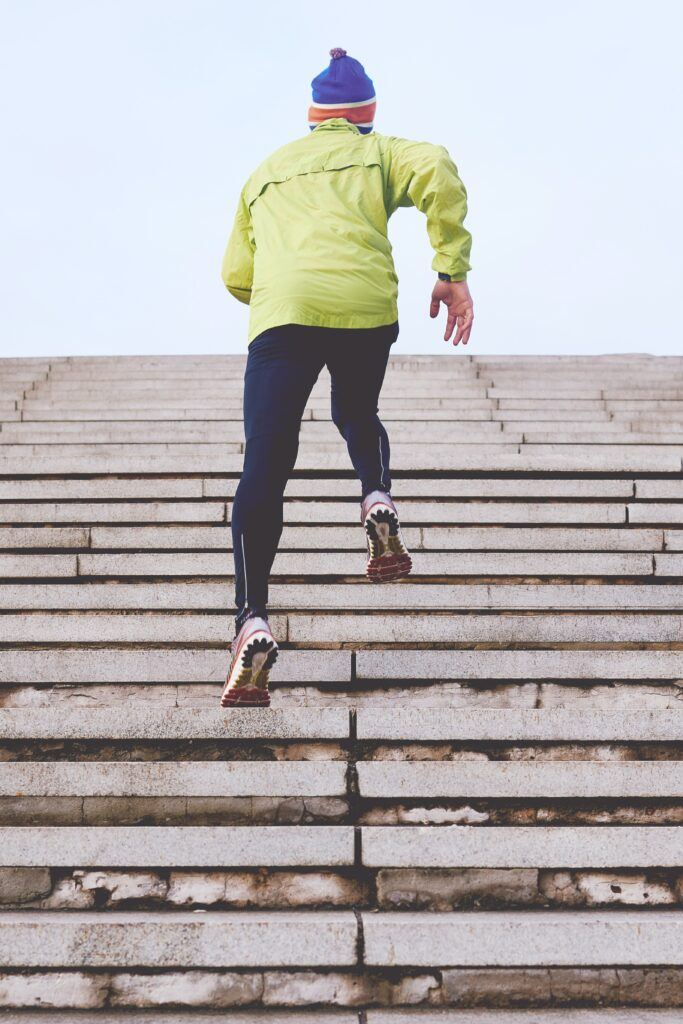 How-to-run-for-better-fitness-Man-running-on-stairs