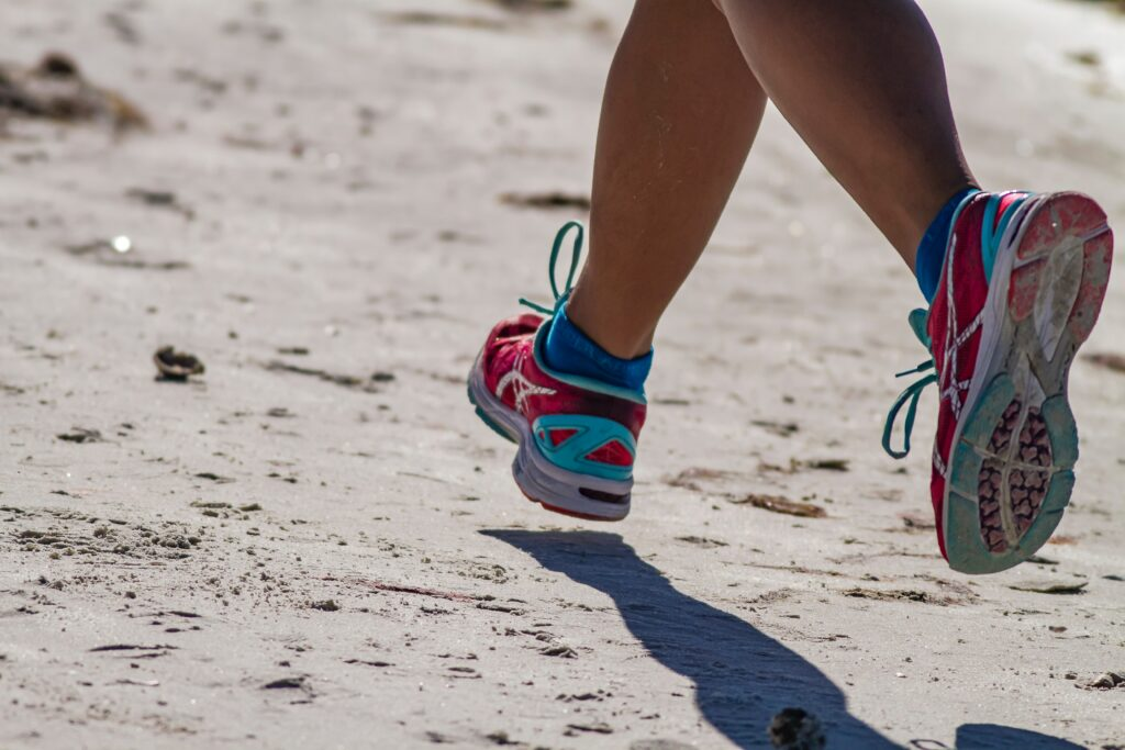 How-To-Run-Faster-And-Longer-With-Success-running-in-sand