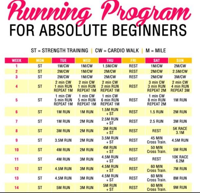 8-Best-Running-Tips-For-Beginners-Running-program