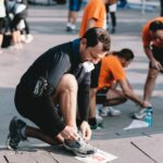 Focus on training for a half marathon with confidence