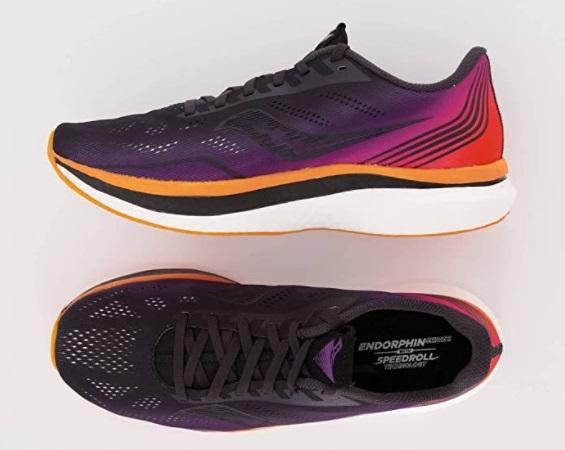 Saucony-Endorphin-Pro Men's-Running-Shoes- midsole-&-Upper